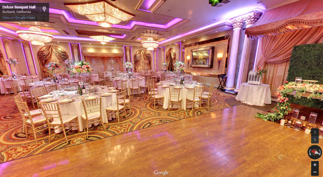 De Luxe Ballroom 360 Virtual Tour