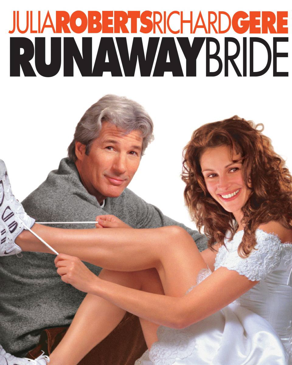 Runaway Bride - wedding movies