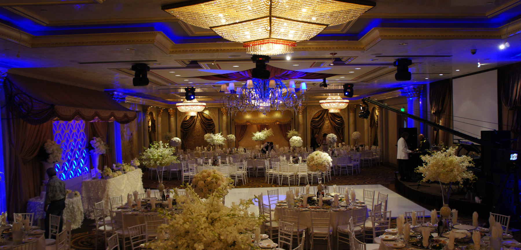 The De Luxe Ballroom