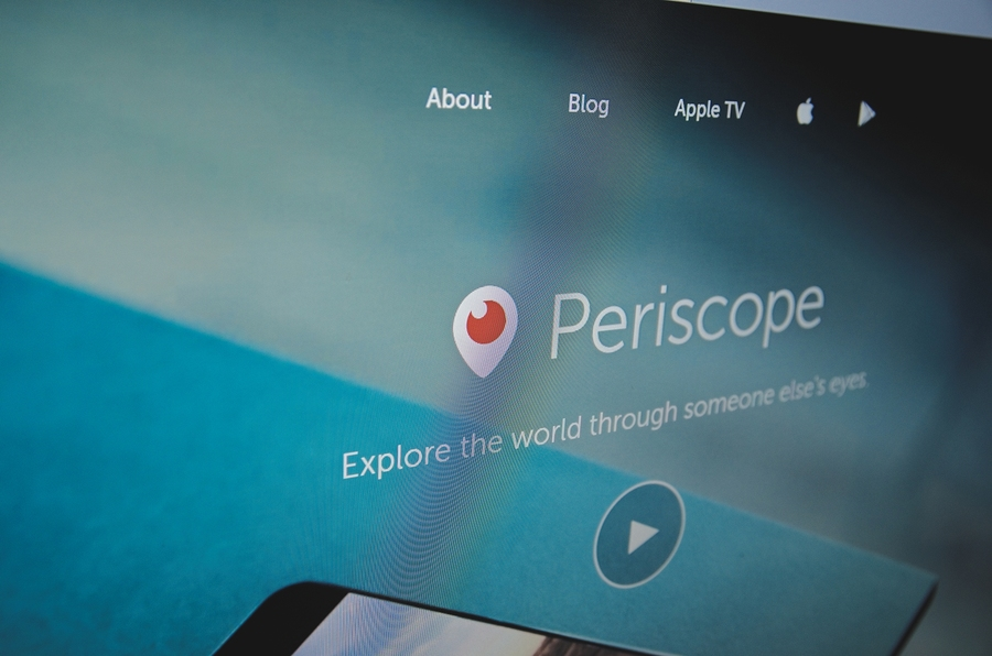Periscope Your Next Event