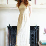 Vintage Wedding Dress From Spanish Moss For Sustainable Wedding