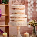 Customized Last Name Wedding Cake Topper