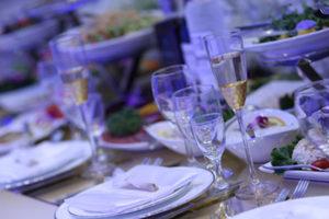 Los Angeles Wedding Venue - De Luxe Catering