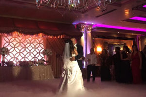 Los Angeles Wedding Venue - Floor Mist