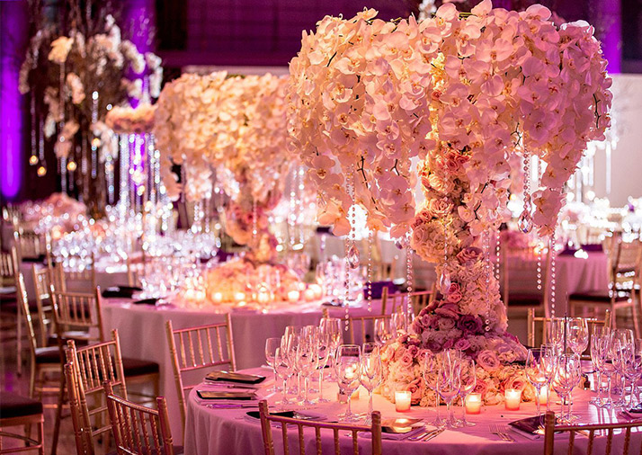 Although Not All Of These Photos Were Taken At De Luxe Banquet Hall The Décor Depicted Is Well Within Capabilities Our Wedding Coordinators And
