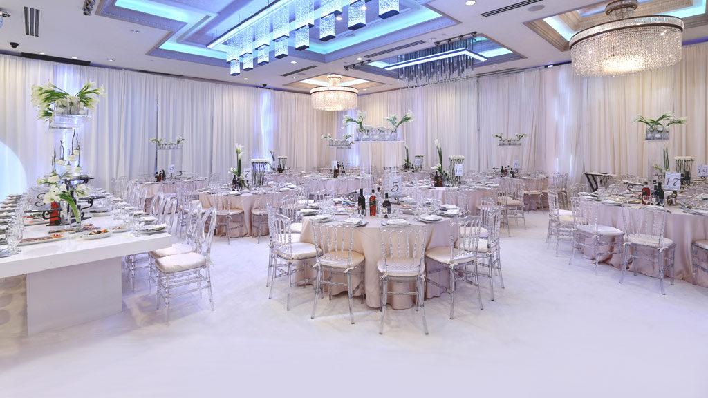 De Luxe Banquet Hall In Los Angeles Three Adjacent Event Venues