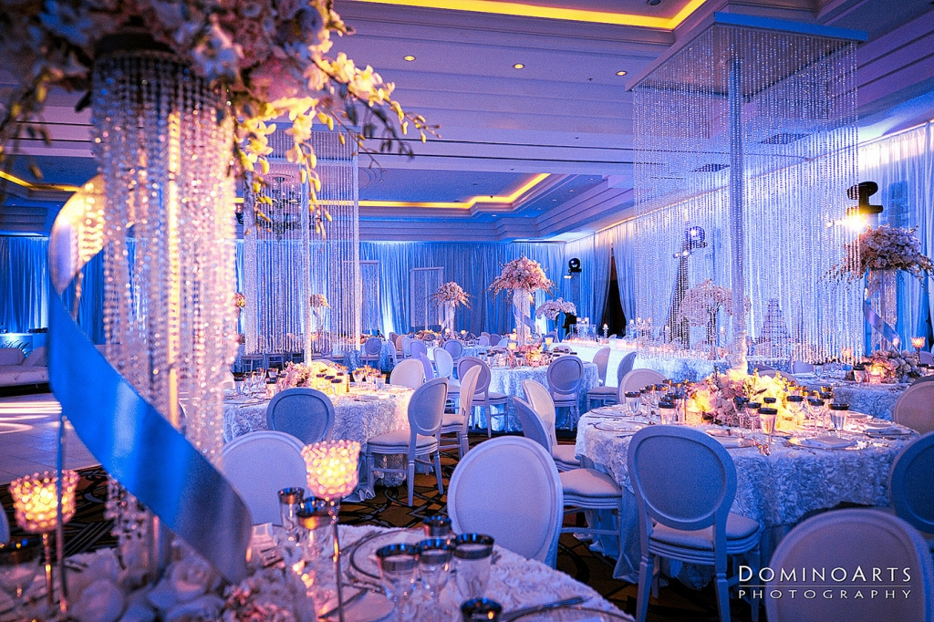 Los angeles wedding venue reception hall de luxe banquet hall junglespirit Choice Image