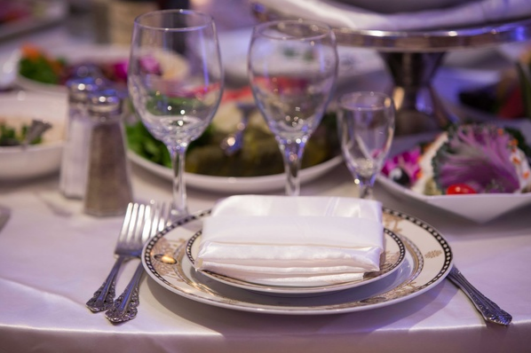 Wedding Planning Problems - Food Restrictions