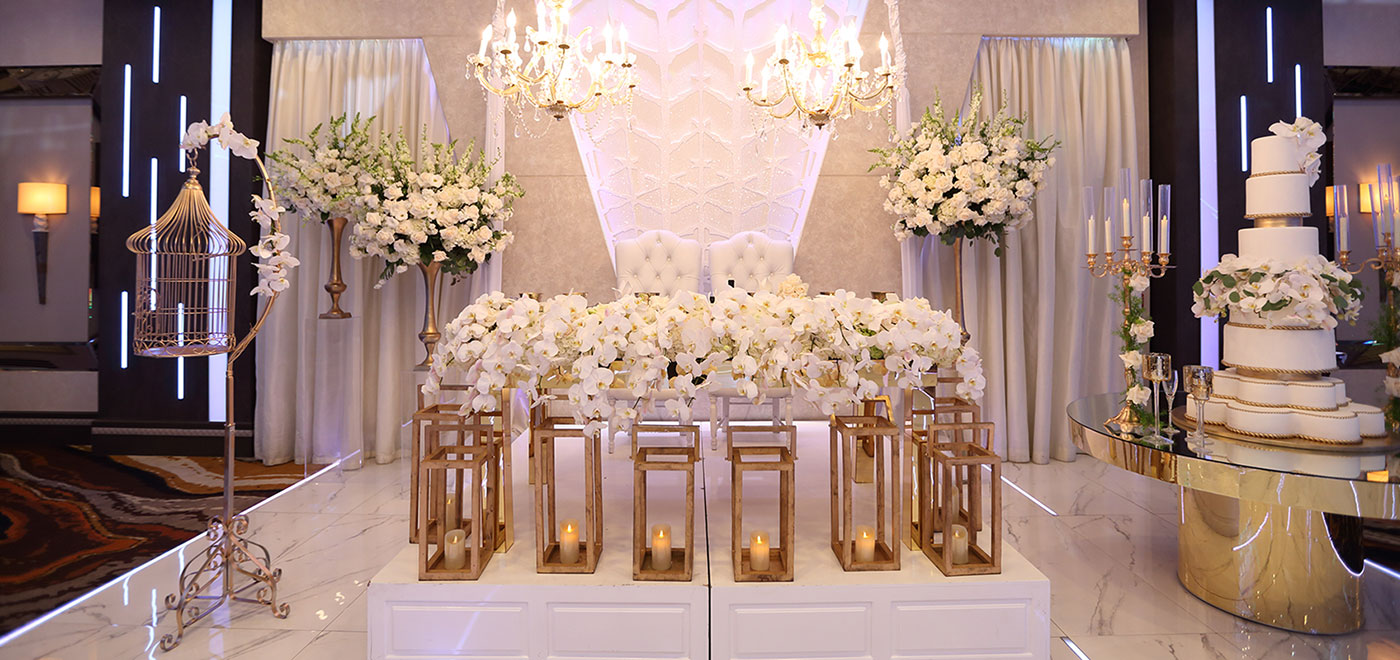 Los Angeles Wedding Venue Reception Hall De Luxe Banquet Hall