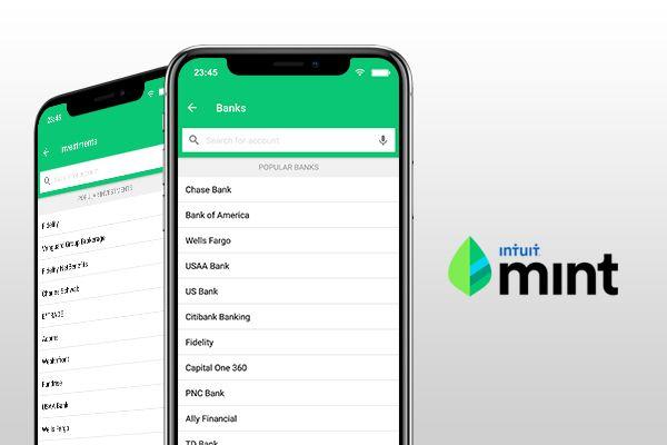 mint app - best wedding apps