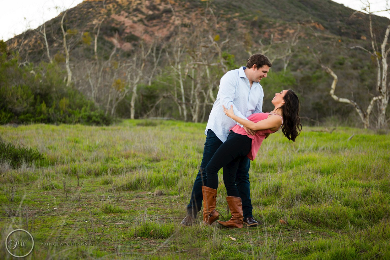 laguna coast wilderness park - engagement photo locations