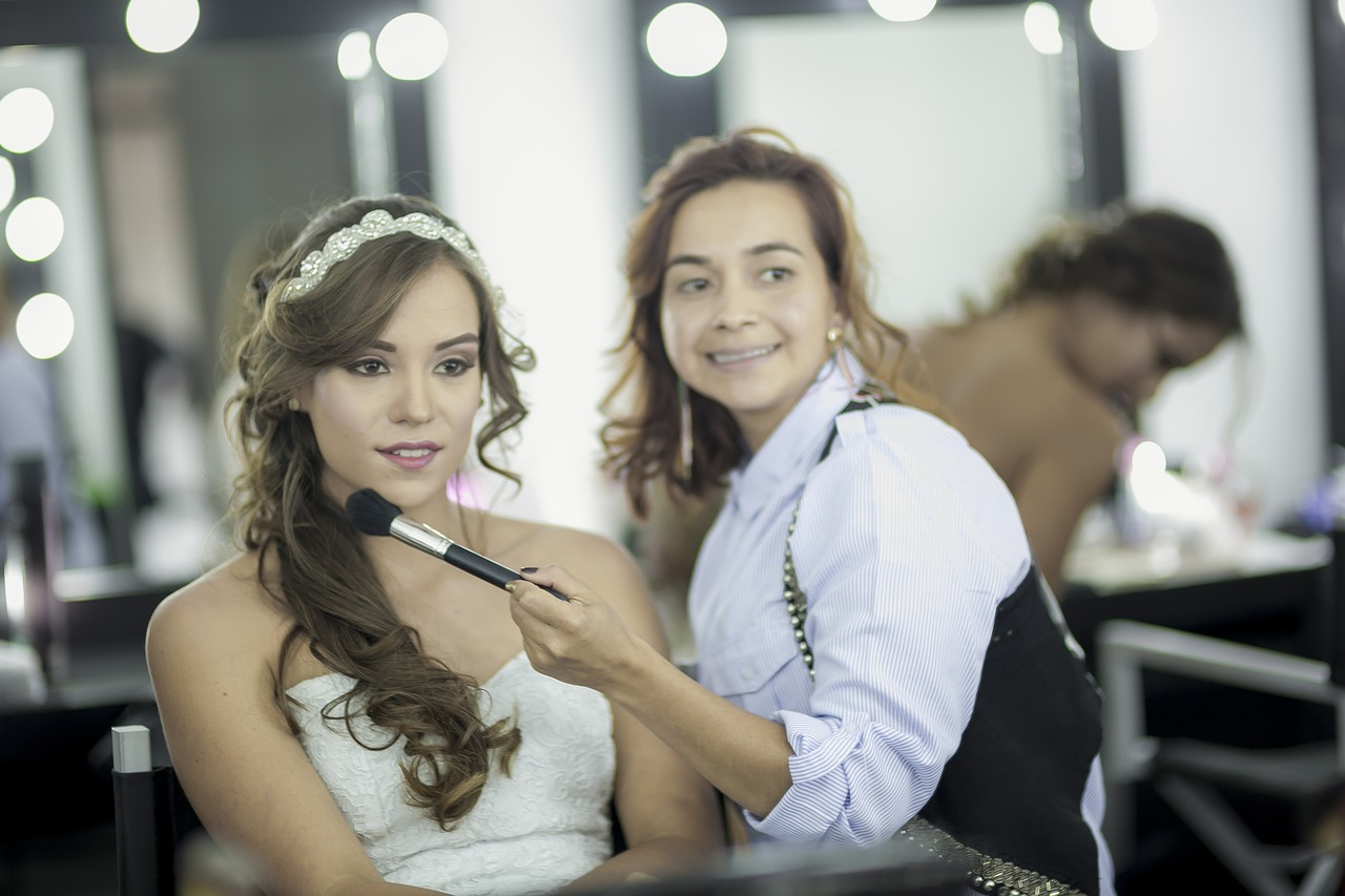 can i see your portfolio - wedding makeup artist