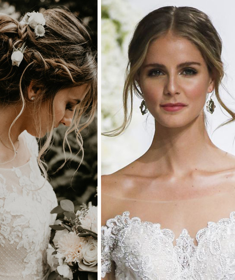 2019 Bridal Hair Trends - Meghan Markle Tendrils