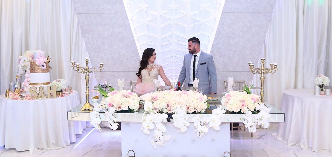 De Luxe Banquet Hall - Wedding Venue