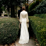 Vintage Wedding Dress From Devore Vintage For Sustainable Wedding