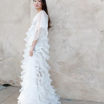 Vintage Wedding Dress From Gossamer For Sustainable Wedding