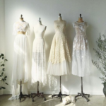 Vintage Wedding Dresses From Gossamer For Sustainable Wedding