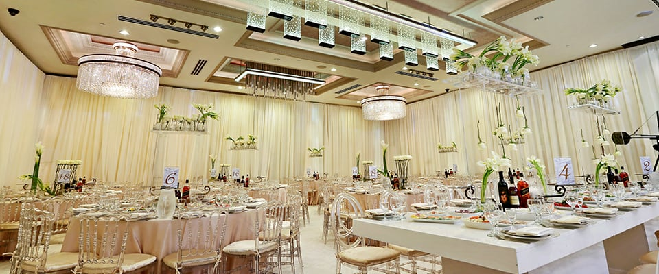 De Luxe Ballroom - Customize Venue