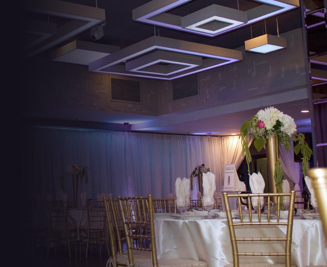 Olivia Event Venue Amenities