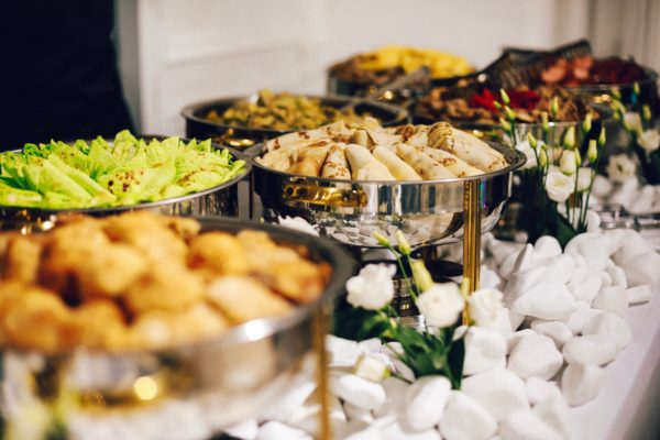 catering service food